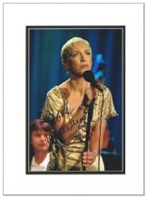 Annie Lennox Autograph Signed Photo